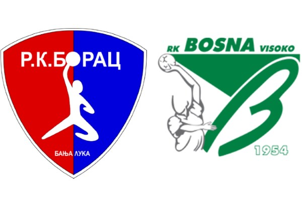 RK Borac Banja Luka - RK Bosna Visoko
