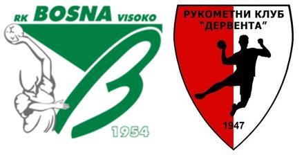 RK Bosna - RK Derventa