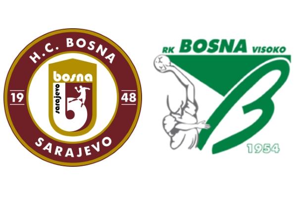 RK Bosna Sarajevo - RK Bosna Visoko