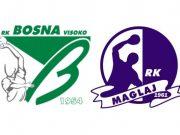 RK Bosna Centrotrans Visoko - RK Maglaj