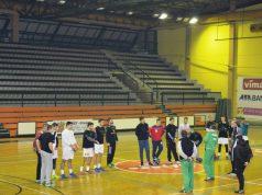 Sa treninga pred utakmicu sa Vogošćom