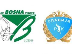 RK Slavija - RK Bosna