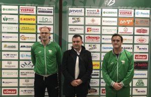 Novi treneri RK Bosna Centrotrans Visoko