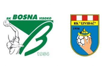 RK Bosna - RK Izviđač