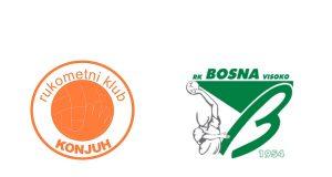 RK Konjuh - RK Bosna