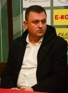 Adnan Delić, predsjednik Uprave RK Bosna Centrotrans