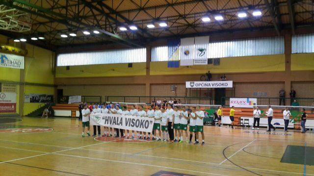 RK Bosna - RK Slavija