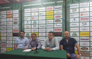 Novi članovi kolektiva RK Bosna Visoko