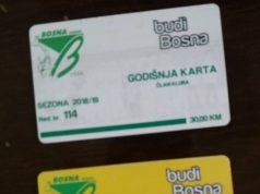 RK Bosna članske 2018/19