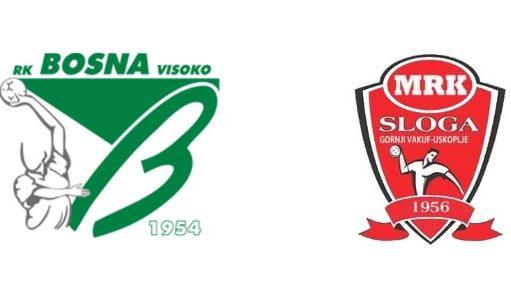 RK Bosna - RK Sloga Gornji Vakuf-Uskoplje
