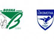RK Bosna - RK Lokomotiva