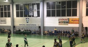 RK Gračanica - RK Bosna