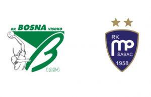 RK Bosna Visoko - RK Metaloplastika Šabac