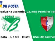 RK Bosna Visoko - RK Vogošća Poljine Hills by BH Pošta