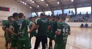 RK Lokomotiva - RK Bosna Visoko