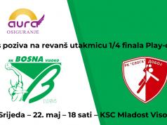RK Bosna Visoko - RK Sloga Doboj