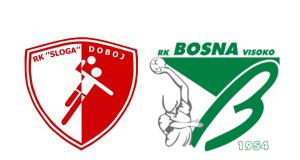 Play-off: RK Sloga Doboj - RK Bosna Visoko