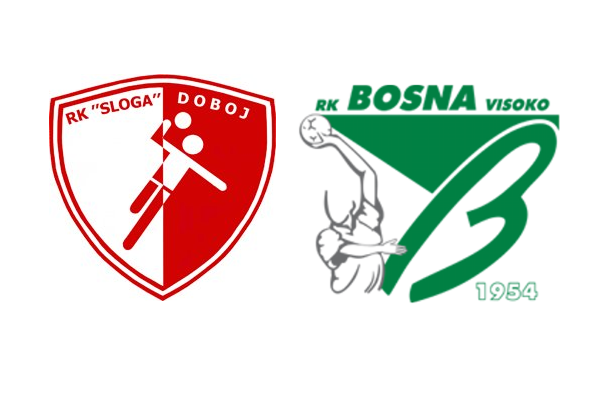 Play-off: RK Sloga Doboj - RK Bosna Visoko
